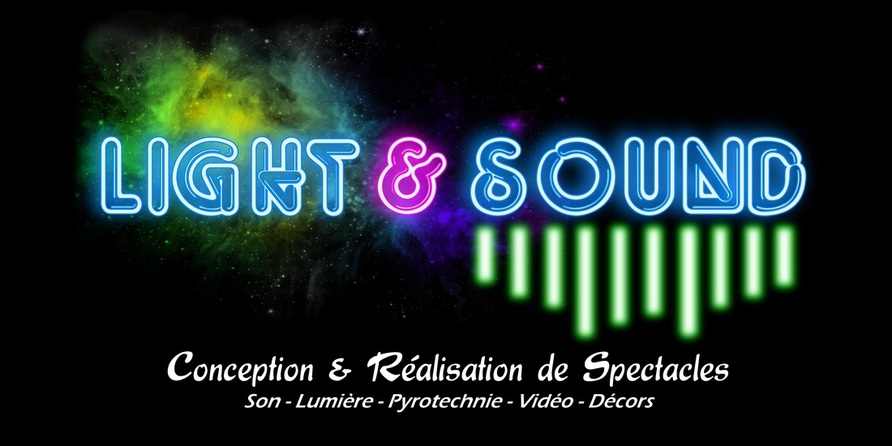 Logo Light & Sound